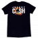 "Johnny Cash Museum ""Ring of Fire Black Tee"