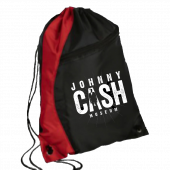 Johnny Cash Museum Drawstring Backpack